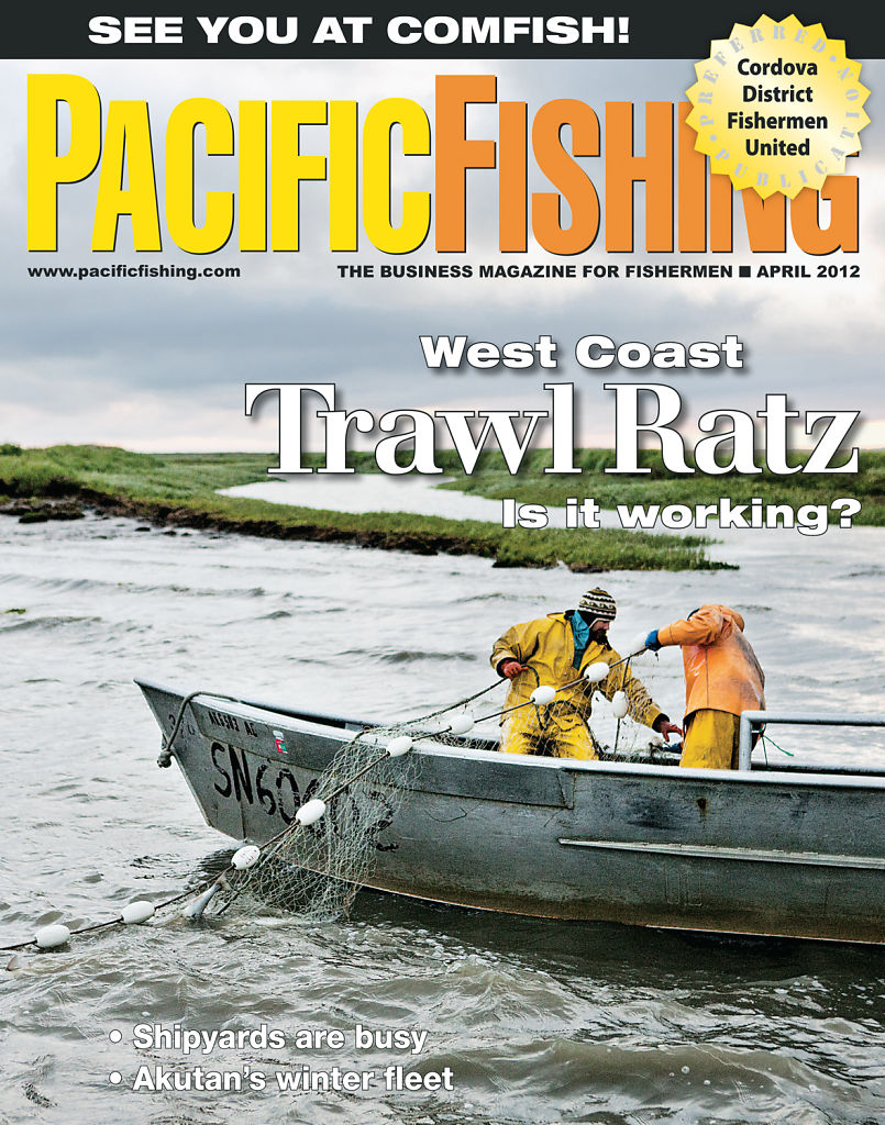 Pacific Fishing, April 2012